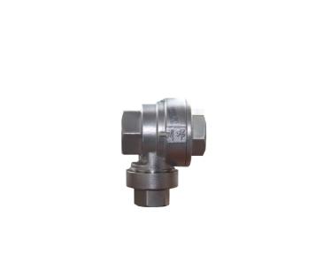 不锈钢低阻力倒流防止器/LHS711X-16P