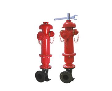 地上式加密消防栓/CFSS100/65-1.6