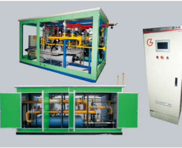 CLCNG系列燃气调压装置