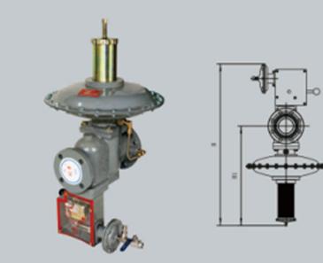 RTZ-*0.4SP系列调压器