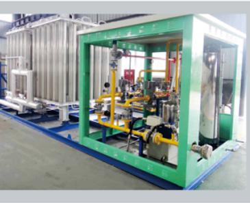 CLLNG供气站系统及场站工程