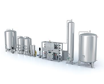 工厂社区管道直饮水设备