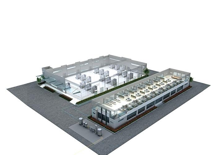 工厂社区管道直饮水设备1